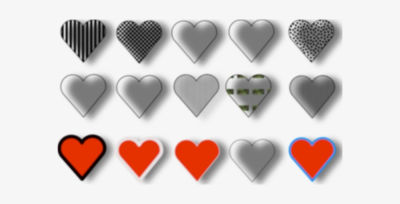 Heart Computer Icons Love Drawing Playing Card 15 Hearts