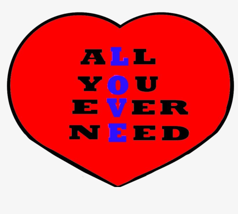 Red Love Heart Logo Desenhos Com Eu Te Amo Transparent Png
