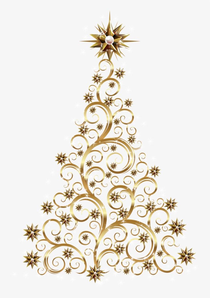 Arbol De Navidad Dorado Png Arboles De Navidad En Png Transparent Png 739x1082 Free Download On Nicepng