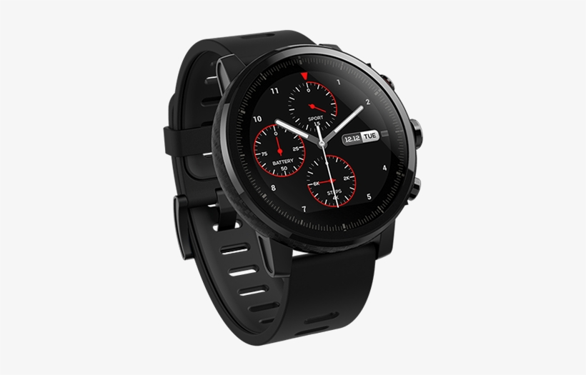 Browse Stratos Watchfaces - Amazfit Pace Watch Face Transparent PNG