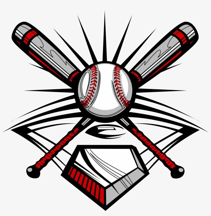 Baseball Bat, Ball, And Home Plate - Slow Pitch Softball ...