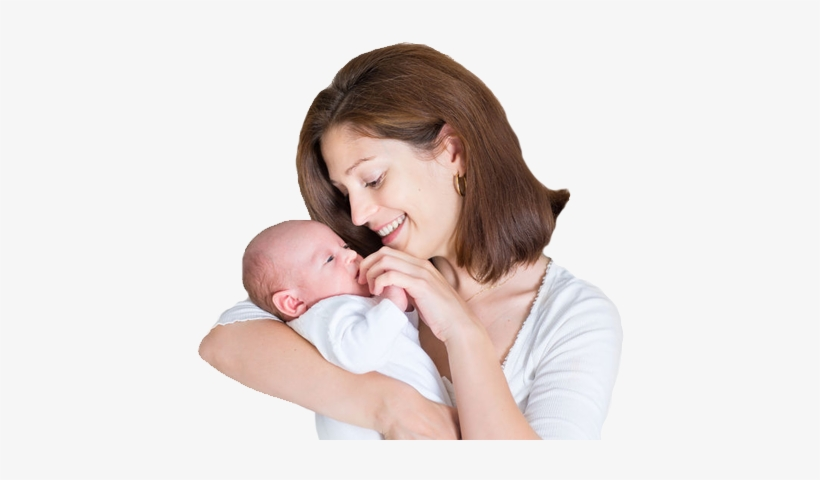 Baby With Mother Png High Quality Image Painless Delivery Cost In India Transparent Png 480x400 Free Download On Nicepng
