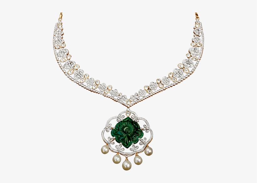 Tanishq Jewels Of Royalty Necklace - Tanishq Jewels Of Royalty