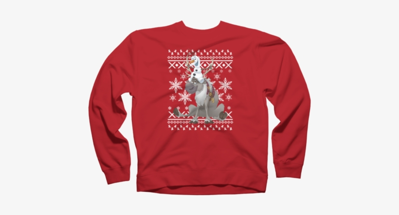 Happy Sven Ugly Sweater Ugly Christmas Sweater Idea Funny
