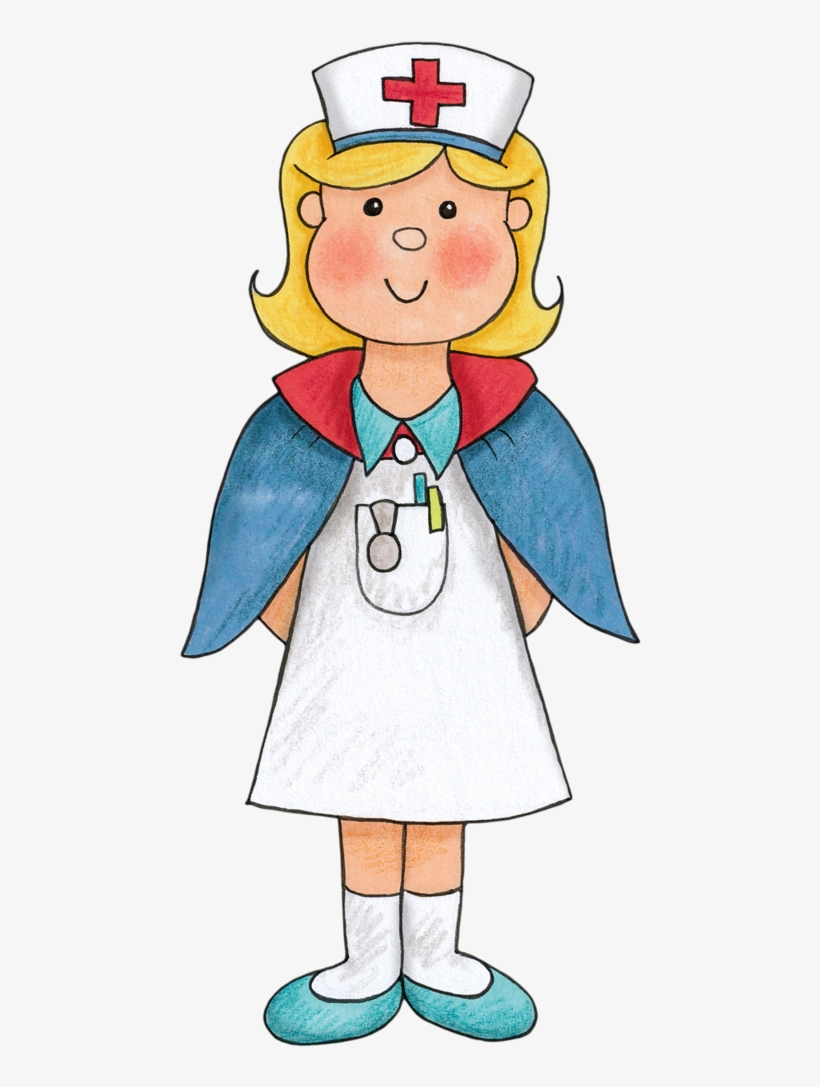 Human Clipart Nurse Community Helpers Clipart Transparent Png 469x1024 Free Download On Nicepng