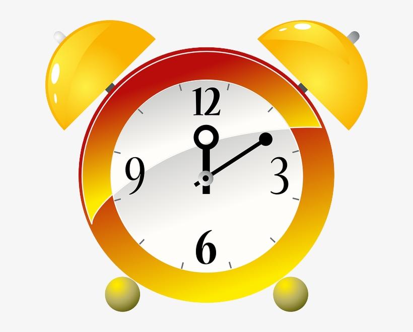 Open - Alarm Clock Cartoon Gif Clipart (#1302348) - PinClipart