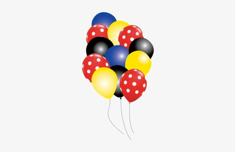 Mickey Mouse Party Balloons Balloon Mickey Mouse Png Transparent