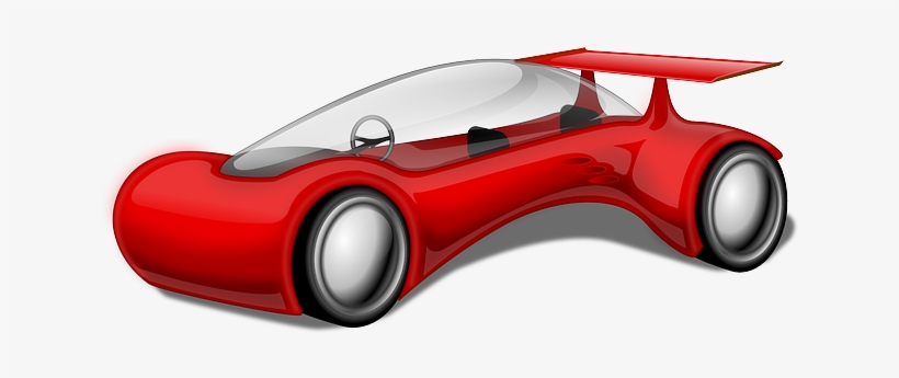 Red Future Car Cartoon Cars Vehicle Automobile Future Car Clipart Transparent Png 640x320 Free Download On Nicepng