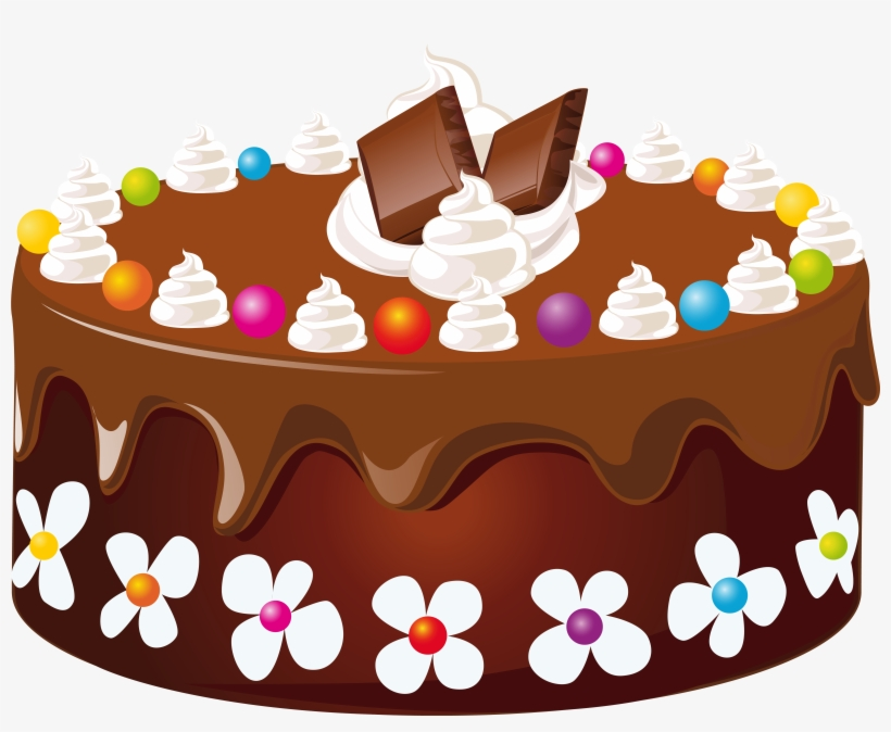 Jpg Library Library Chocolate Cake Png Image Gallery Cake Clipart