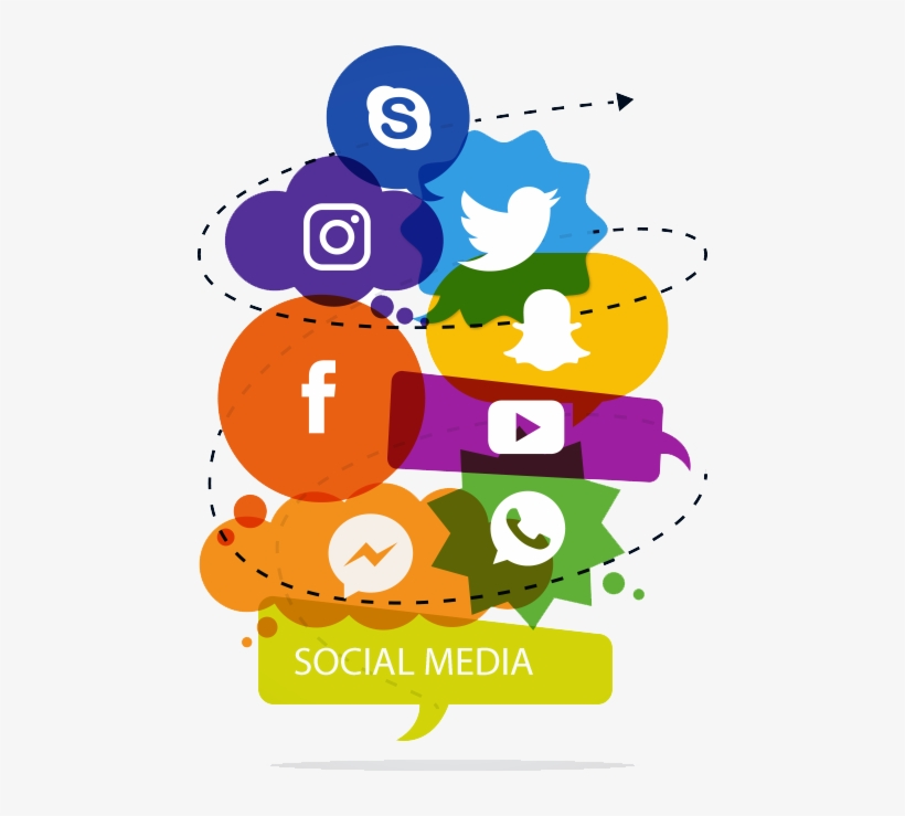 Does Social Media Possess Value - Social Media Lead Generation Transparent PNG - 724x712 - Free Download on NicePNG
