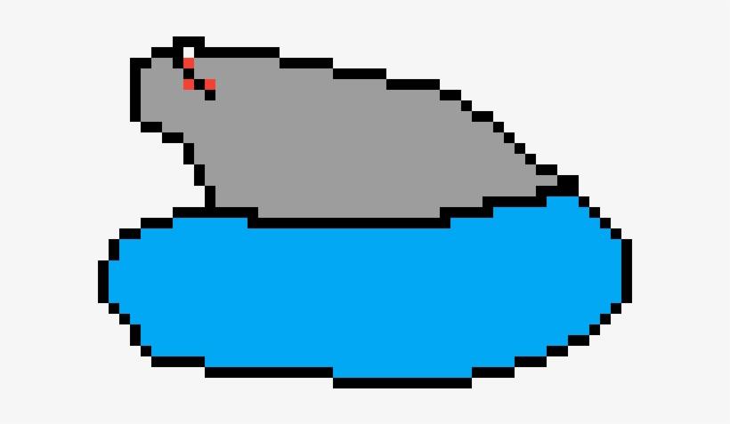 shark fin outline