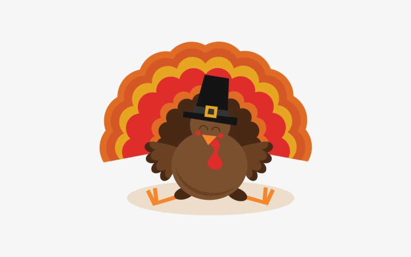 Png Library Download Cute Baby Turkey Clipart Miss Kate Cuttables