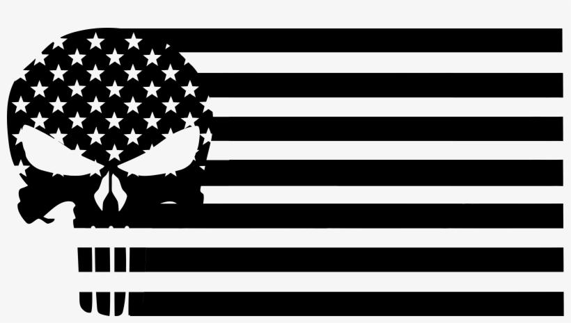 Download Download Punisher Flag - Cricut American Flag Svg File ...