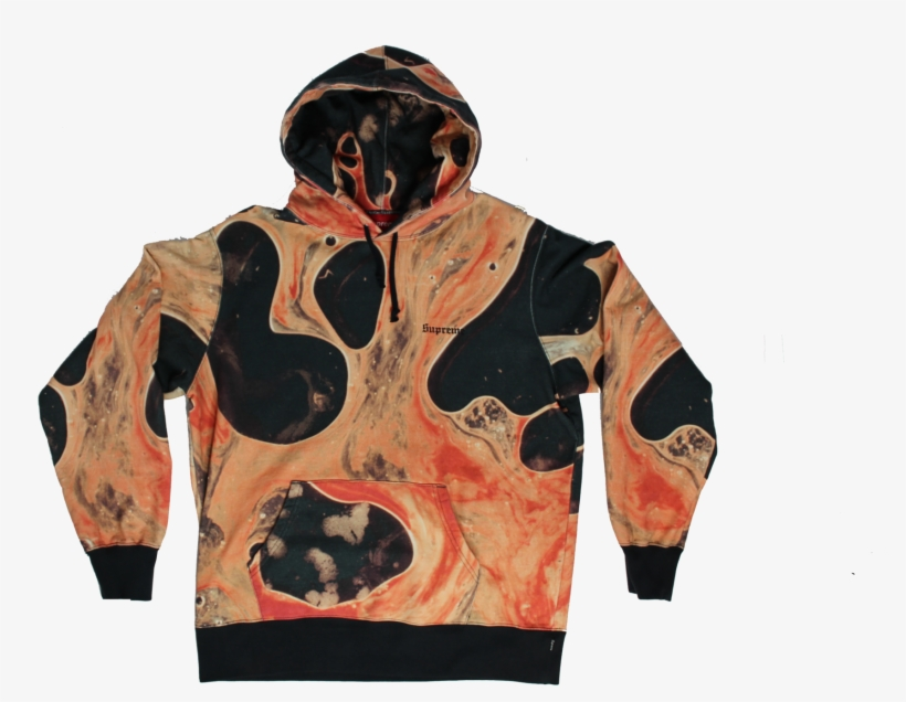 new styles e455a be4c6 Supreme Blood And Semen Hoodie