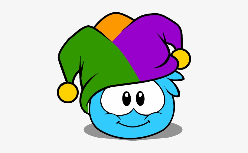 a4438aaf9ec3b Jester Hat In Puffle Interface - Club Penguin Beta Puffle ...