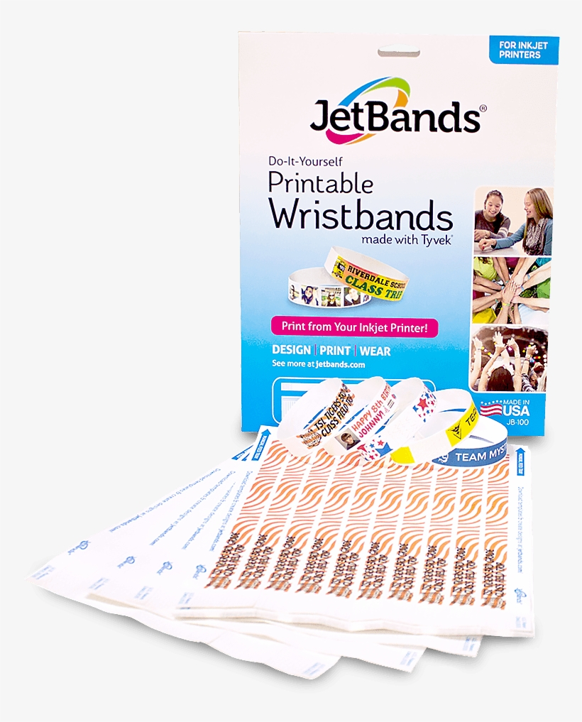 image regarding Tyvek Wristbands Printable referred to as Buy Inventive And Style and design Your Comprehensive Shade Wristbands