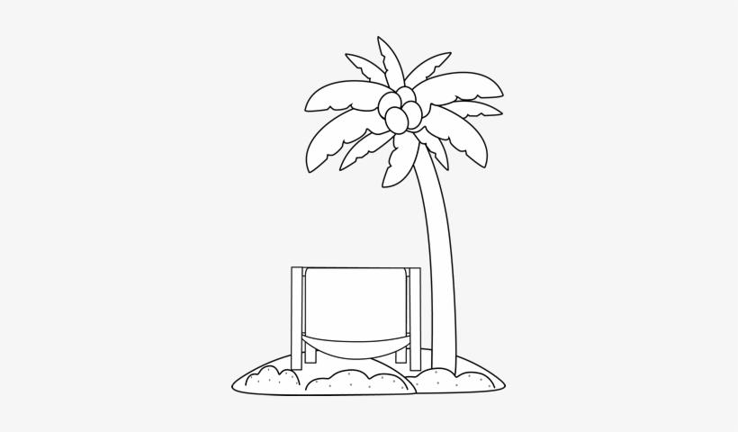 Beach Black And White Beach Chair Black And White Clipart Beach