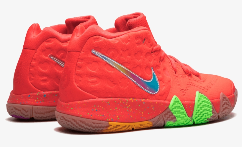 size 40 4d5b5 2f548 Kyrie 4 Lucky Charms Transparent PNG - 1000x600 - Free ...