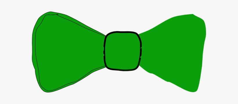 Bow tie green. Clip art at clker