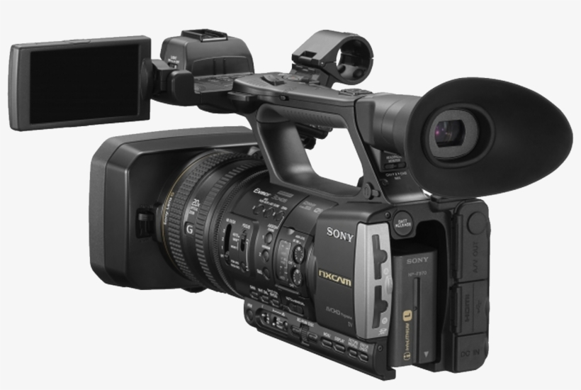Video Camera Png Image - Sony Nx1 Video Camera Transparent PNG