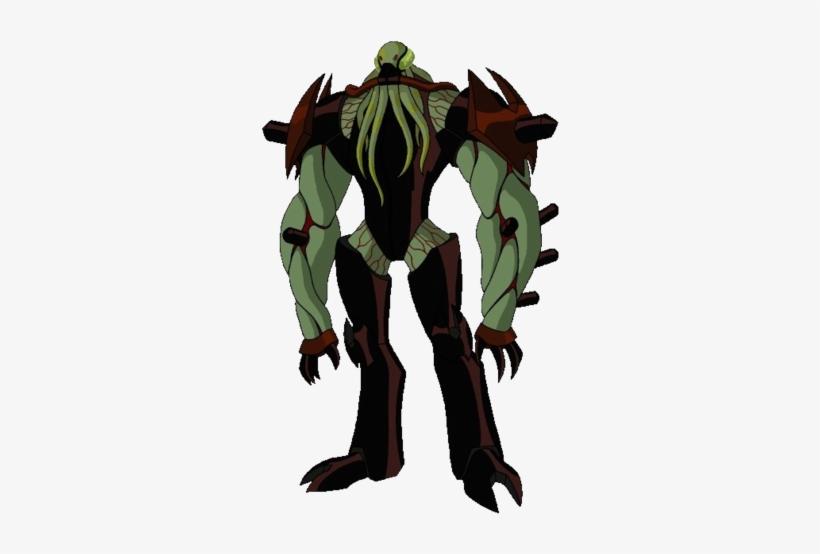 Ben 10 Ultimate Alien, Ben 10 Alien Force, Generator - Villain In