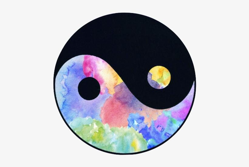 Yin Yang Tumblr Png