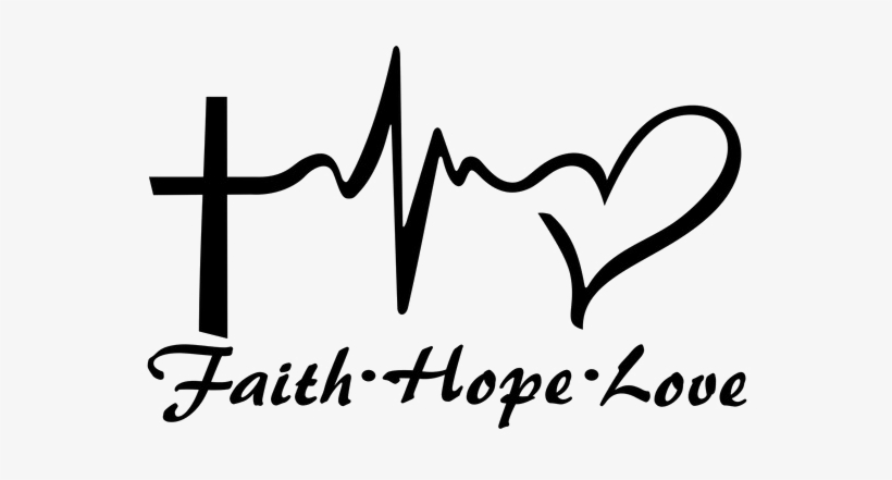 Faith Png Free Download - Faith Hope Love Vector Transparent PNG ...