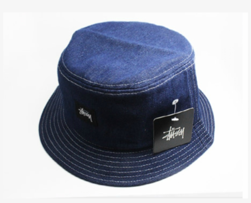 Supreme Denim Logo Bucket Hat - Supreme Denim Logo Transparent PNG ... 8750b92f98c