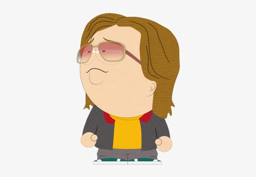 Retarded Kid From South Park Transparent PNG - 960x540