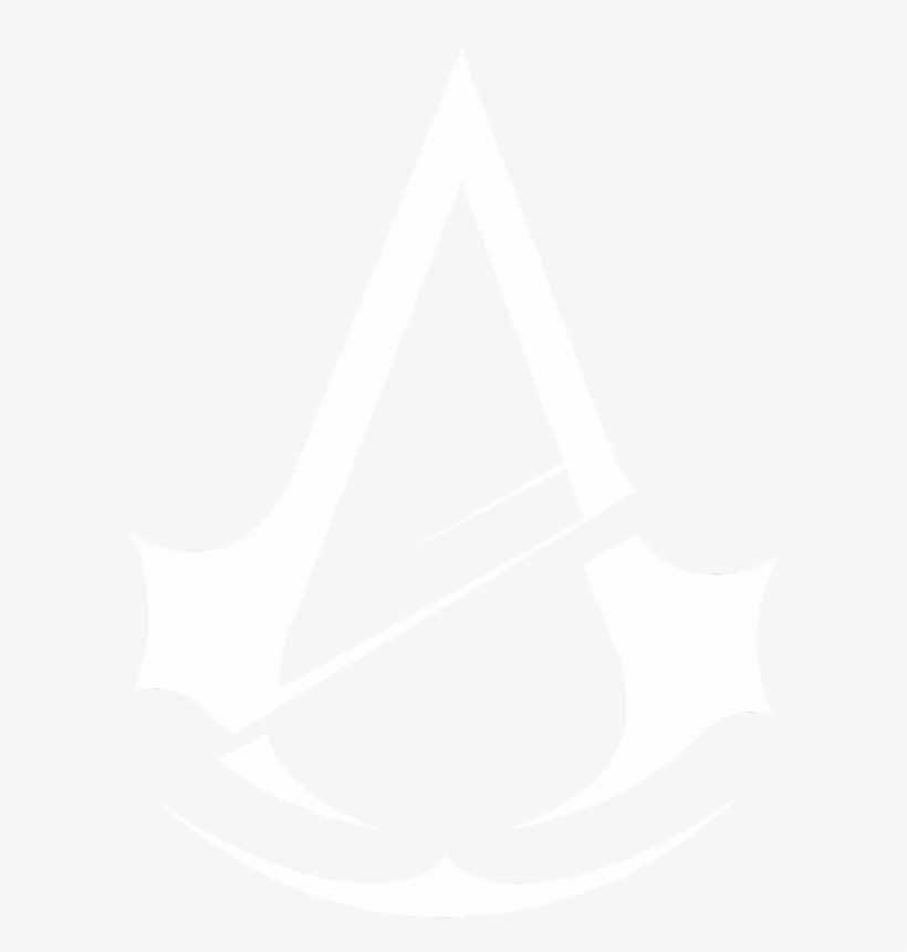 Assassin S Creed Unity Logo Assassin S Creed Unity Logo Black