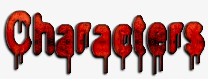 3d Horror Text Effect Transparent PNG - 1052x363 - Free