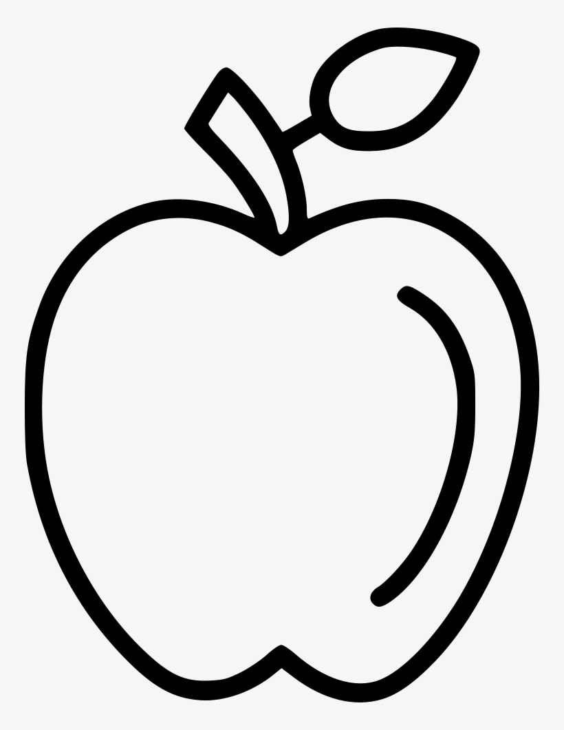 Apple Comments Drawing Apple Transparent Png 750x980 Free Download On Nicepng