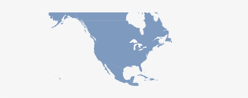 Map Of North America - Tomtom Map Of Usa, Canada & Mexico - Latest ...