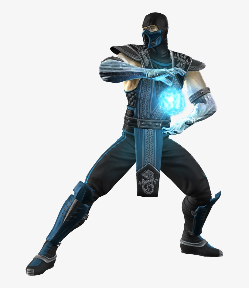 Sub Zero Mortal Kombat Png Transparent Png 651x869 Free
