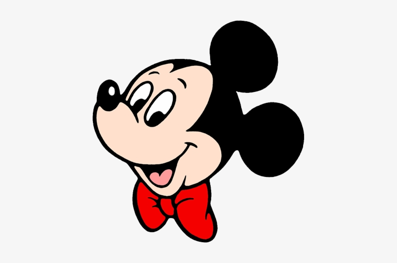 Mickey Mouse Clip Art 2 Mickey Face Wink Transparent Png