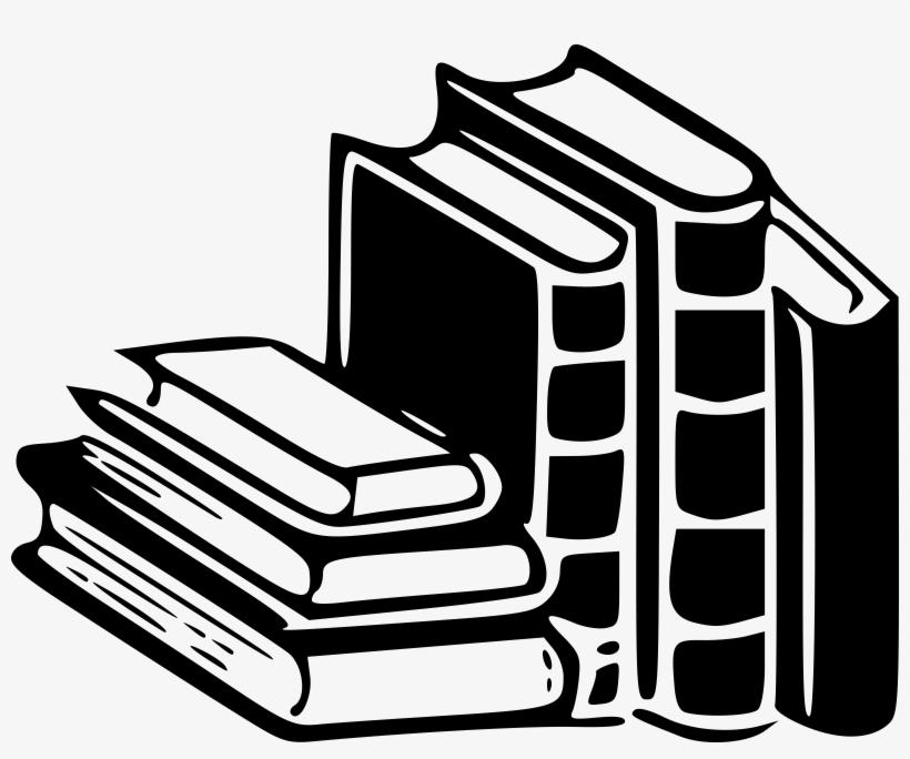 Book Clipart Images - Cartoon Transparent Background Books Png, Png  Download - kindpng