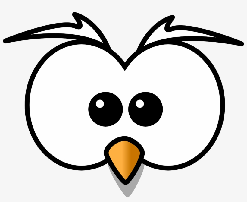 35785b0f3 Owl Eyes Clipart Black And White Transparent Png 1280x984 Free Download On Nicepng