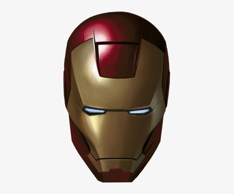 Iron Man Mask Iron Man Mask Roblox Transparent Png 375x600