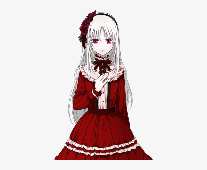 K Project White Hair Fractals Boku No Hero Academia Anime Girl