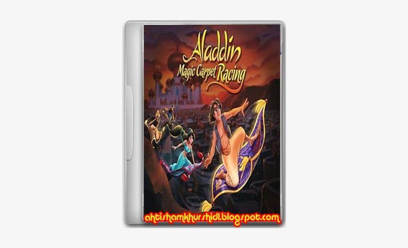 Aladdin Magic Carpet Racing Pc Game Free Download Full - Poster