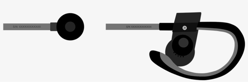 Earphones - Apple Beats Powerbeats3 Transparent PNG