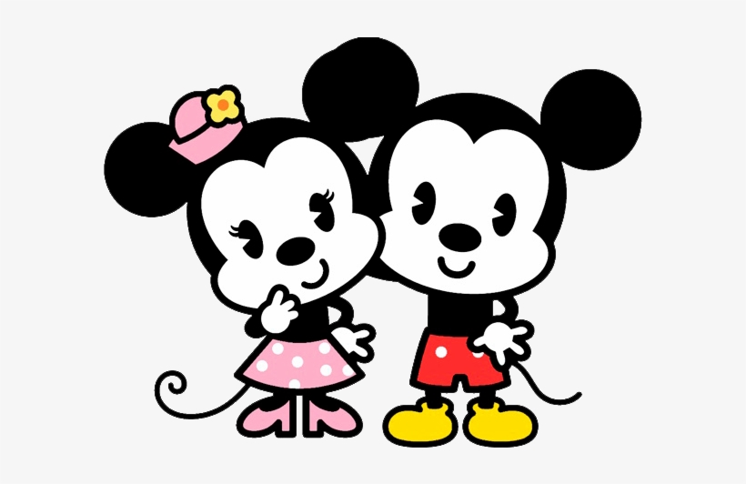 Imagenes De Minnie Besando A Mickey Antiguo Imagui