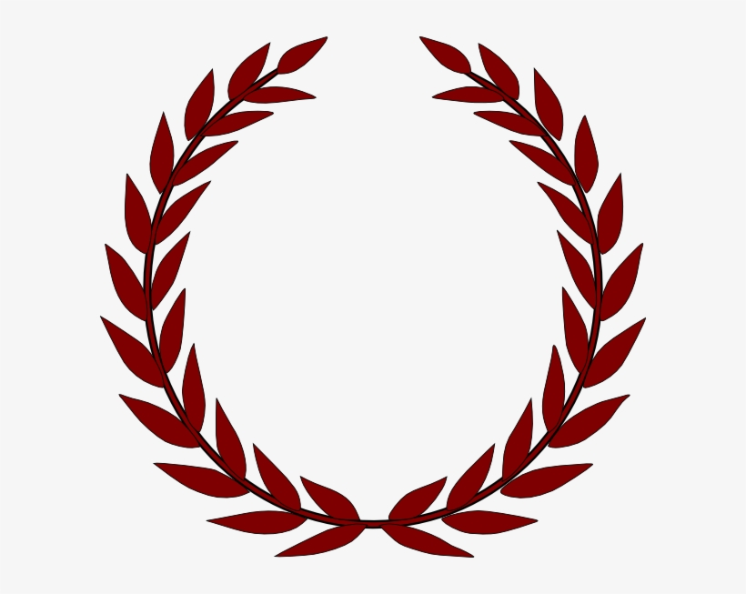 Clip Art Online Royalty Free Clipart Best Laurel Wreath Transparent Png 600x573 Free Download On Nicepng