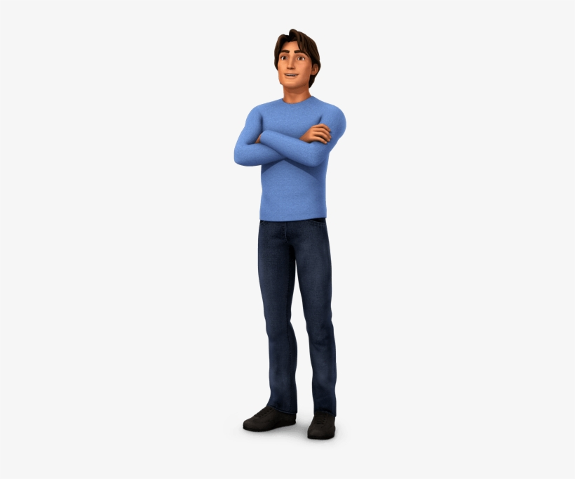 David Seville Alvin And The Chipmunks In Film Transparent Png 200x604 Free Download On Nicepng