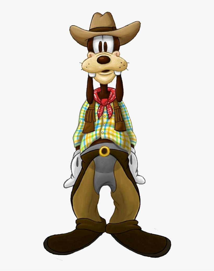 Goofy Quotes Disney Quotes Disney Fun Disney Mickey Goofy As A Cowboy Transparent Png 514x968 Free Download On Nicepng