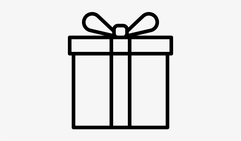 Big Gift Box Vector White Gift Box Logo Transparent Png 400x400 Free Download On Nicepng