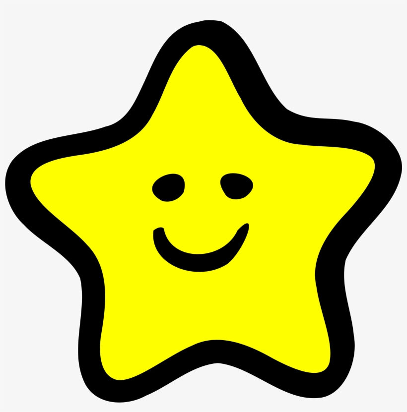 Happy Star Clip Library Stock - Happy Star Clipart Transparent PNG -  2400x2400 - Free Download on NicePNG