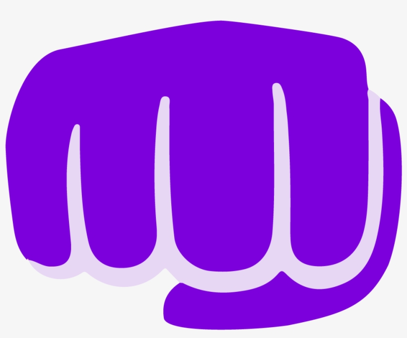 Fist Bumps Purple Fist Png Transparent Png 1080x1080 Free Download On Nicepng Download for free in png, svg, pdf formats 👆. fist bumps purple fist png