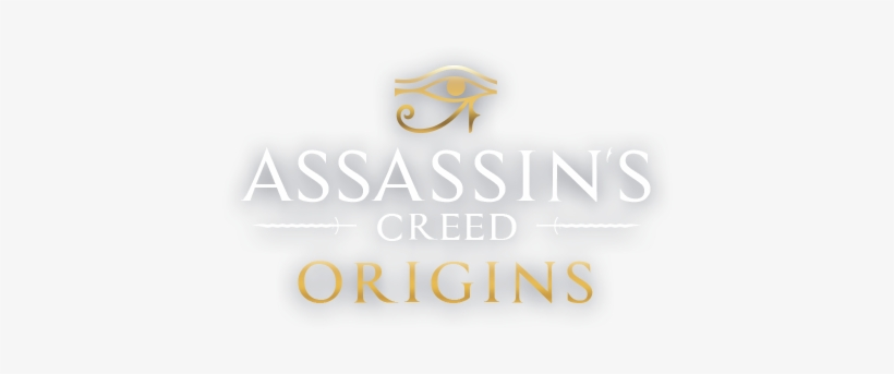 Logo Assassin S Creed Origins The Hidden Ones Png Transparent