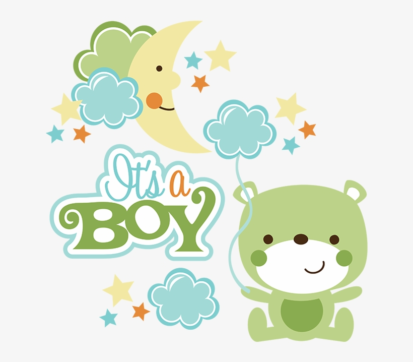 It S A Boy Svg Scrapbook Collection Baby Boy Svg Files Png Baby